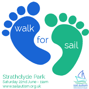 Donate to walk for sail